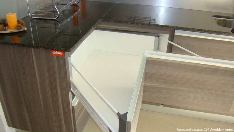 Cocinas inteligentes informes espacioyconfort for Muebles inteligentes