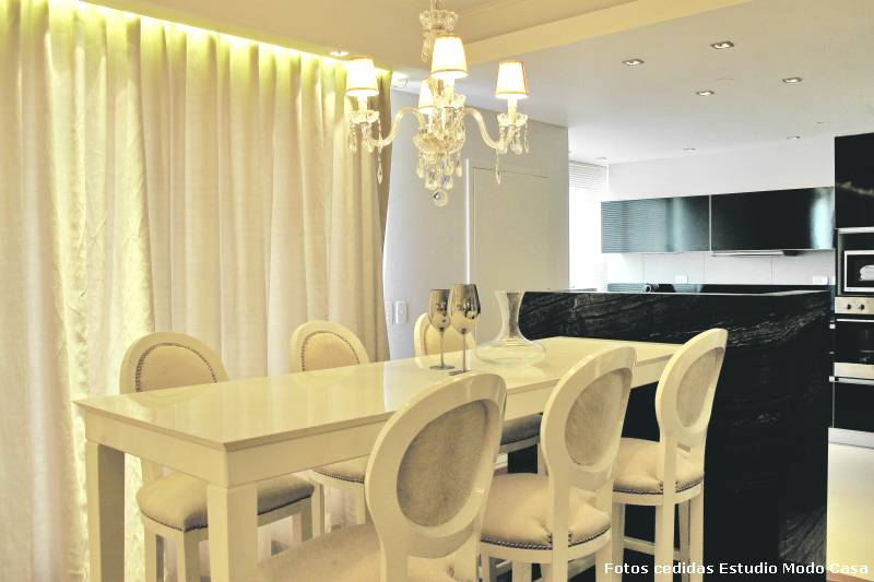 Estilo kubrick decoraci n espacioyconfort for Comedor en frances